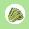 Cos Lettuce Top Fruit Market
