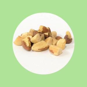 Brazilian Nuts Top Fruit Market
