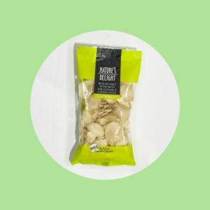 Nature's delight vegemite crackers herb and garlic Top Fruit Market