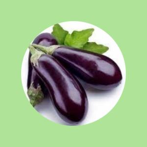 Eggplant Top Fruit Market