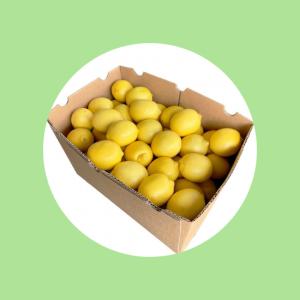 Lemon Box Top Fruit Market