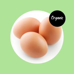 Egg Organic Top Fruit Market