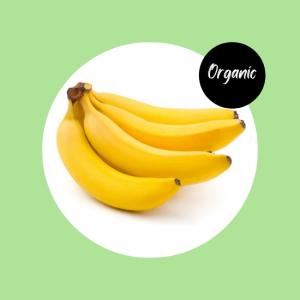 Banana Organic Top Fruit Market