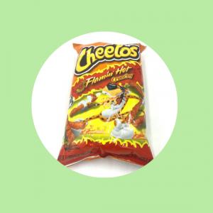 Cheetos Top Fruit market